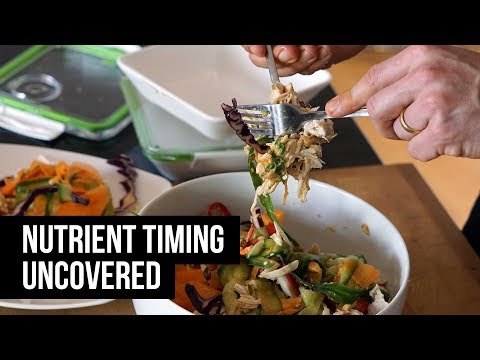 Nutrient timing uncovered How important is food timing?