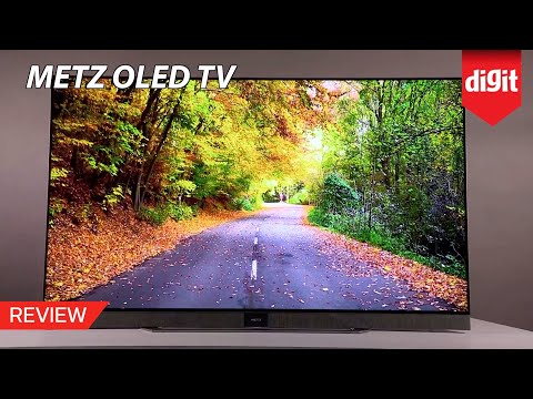 METZ 55 Inch 4K UHD Smart Android OLED TV M55S9A Review