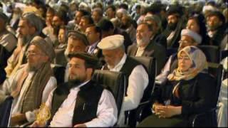 Karzai 'meets' leader of Haqqani network