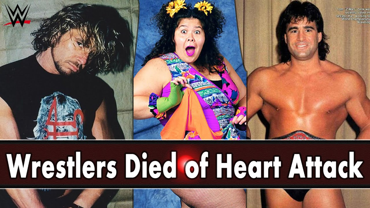 WWE Wrestlers Who Died of Heart Attack