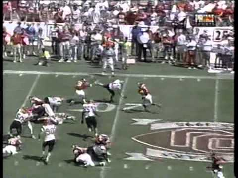 SDSU vs. Oklahoma football, 1995