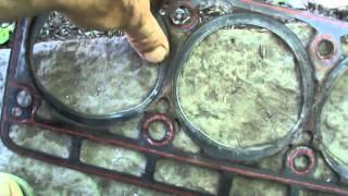 видео Прокладка головки блока цилиндров купить в Киеве. Цены на прокладки под головку в Украине