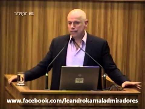 Leandro Karnal - A felicidade é muito relativa