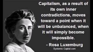 She was undoubtelly one of the greatest marxist theoretics in history, and have some best quotes. music from https://www./w...