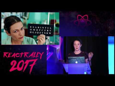 Jana Beck - React-ing htmlFor=empathy