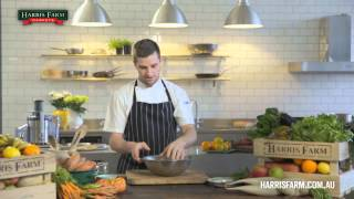 How To Cook Harris Farm's Imperfect Pickled Carrot Salad