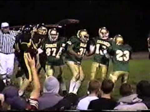 2003 Denis O'Connor Athletic Banquet Video