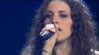 Helena Hellwig - Di luna morirei (Sanremo, 03-03-06)