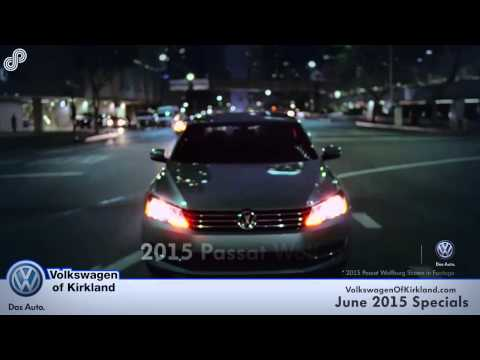 VW of Kirkland June Offers SPS
