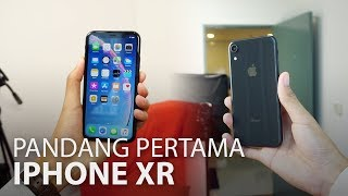 Gambar cover Apple iPhone XR - Pandang Pertama