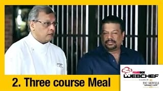 #fame food - WebChef Finale | Vir Sanghvi Introduces Judge Chef Ajit Bangera