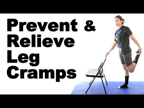 5 Easy Ways to Relieve & Prevent Leg Cramps