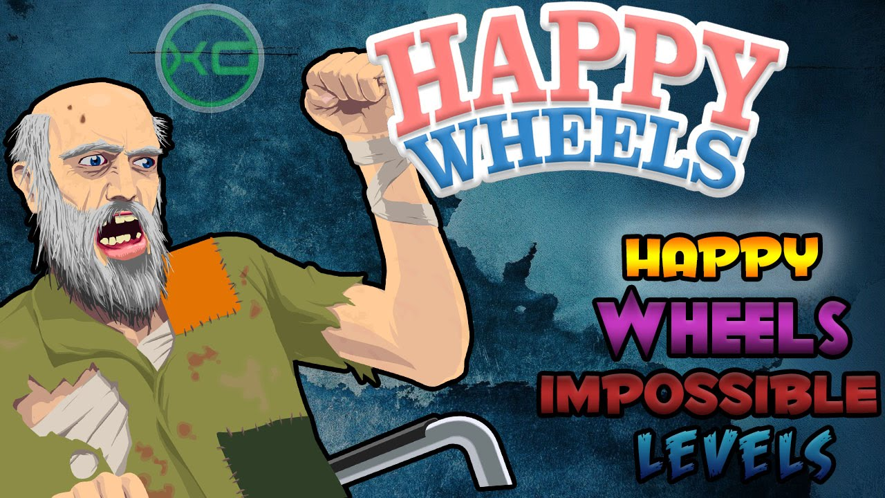 Happy Wheels Impossible Levels Youtube