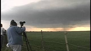 Beautiful Supercell Crowell, Texas March 18, 2012