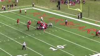 Heidelberg vs. Ohio Northern Highlights 2017