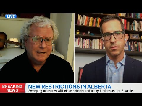 Doctors react to Jason Kenney's latest COVID-19 restrictions   Will new rules help curb the spread?