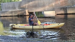 Repairing a Cheap $40 Craigslist Kayak