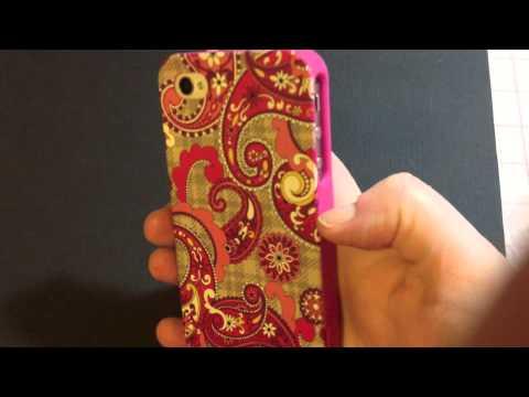 Vera Bradley Hardshell Iphone 4s Case Review