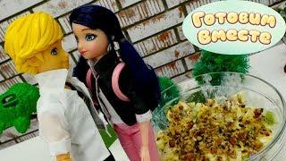Салат из фруктов. Видео для детей.