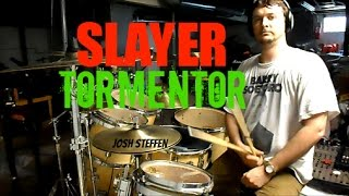 SLAYER - Tormentor - drum cover