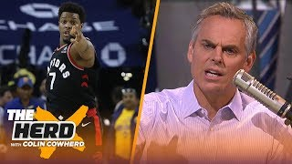 Download Colin Cowherd reacts to Warriors part-owner Mark Stevens' 1-year ban and $500k fine | NBA | THE HERD Mp3 and Videos
