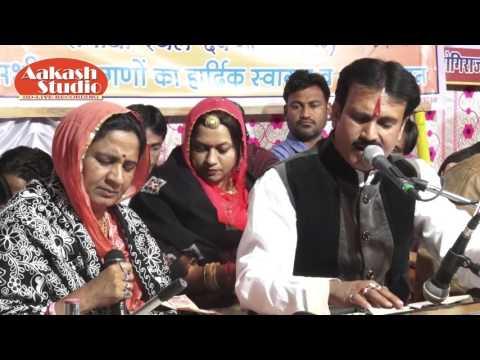 II  कुसल  बारोट व नवरतन सिंह  II सतगुरु आवीया ने जी II NEW  DEVKI LIVE BHAJAN 2017