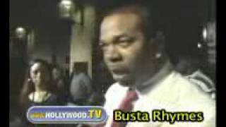 Busta Rhymes is a Muslim and talks about Islam.3gp