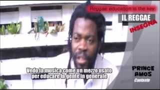 Reggae Education is the key - La musica Maestra  (trailer)