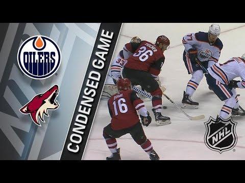 Edmonton Oilers vs Arizona Coyotes February 17, 2018 HIGHLIGHTS HD