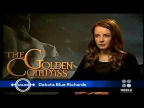 World meet Lyra  Dakota Blue Richards