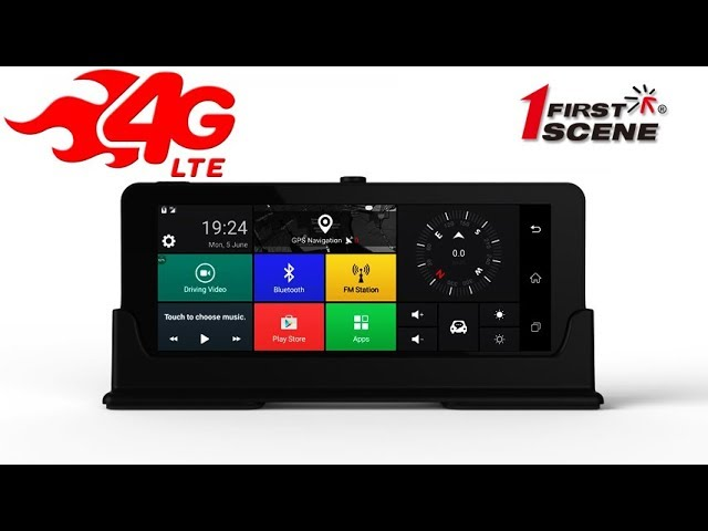 Firstscene C21 - 4G Dashboard