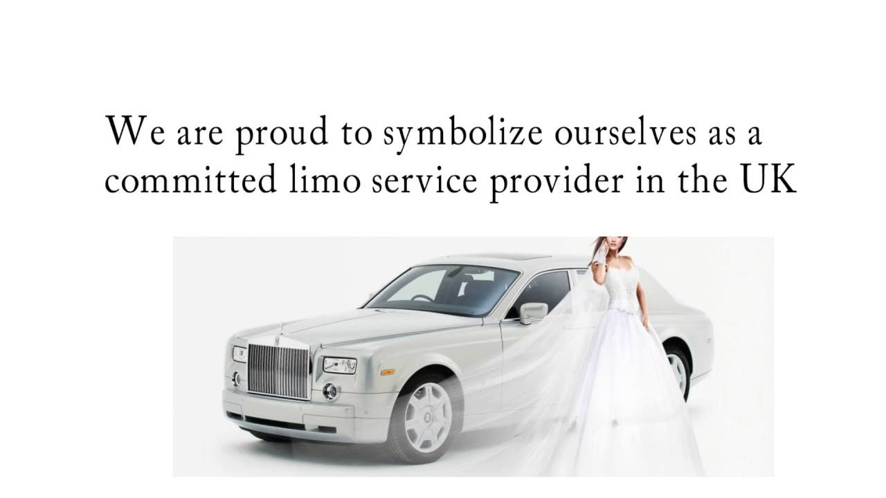 The Best Limo Service Provider in UK Direct Limo Hire - YouTube