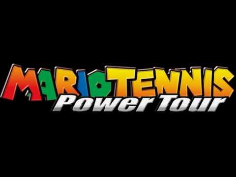 Island Open Cottage - Mario Tennis: Power Tour