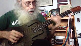 Slide Guitar Blues Open D Bo Diddley Beat Lesson. I Go Into The Bo Diddley Beat Guitar Lessons!🎸