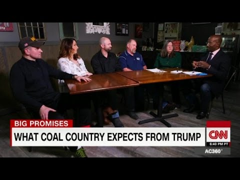 Van Jones explores what coal country expects from Trump