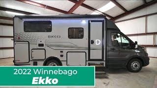 The allnew 2022 Winnebago® EKKO™ | FIRST LOOK