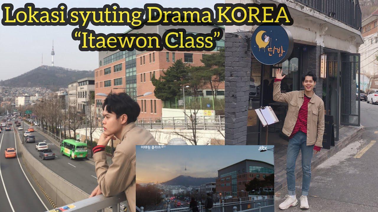"Bucin Drama Korea Tour ke Lokasi Syuting ""Itaewon Class"" | #KoreaVlog"
