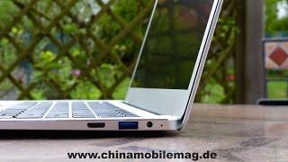 Jumper EZBook 3 Pro Test Deutsch