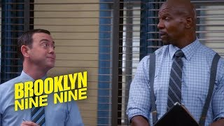 On A Scale From Charles To Terry | Brooklyn Nine-Nine