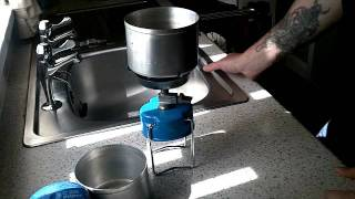 Globetrotter - Camping Gaz backpacking stove