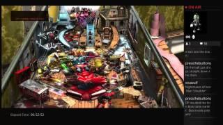 Zen Pinball 2 - Deadpool Highlight