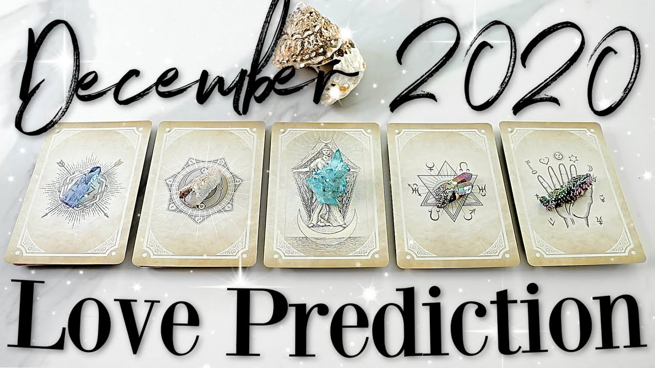 December LOVE LIFE Prediction (Psychic Reading/PICK A CARD)