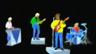 Channel 5 & Polygram Music Video intro 1989