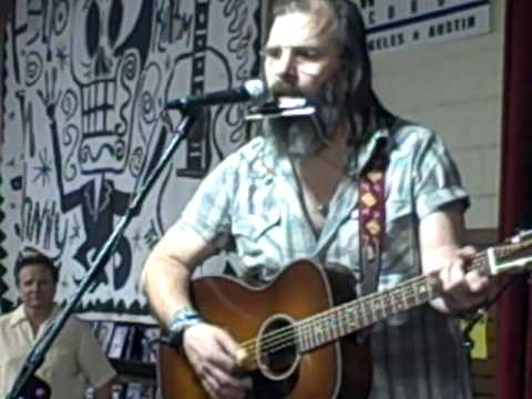 """Steve Earle Performing """"Taneytown"""""""