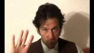 message from imran khan