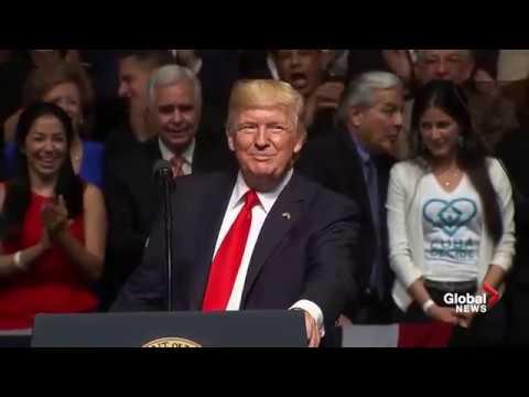 President Trump cancels Obama-era policy on Cuba, restores embargo