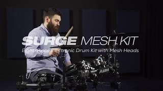 Alesis Surge Mesh Kit Dijital Davul Seti