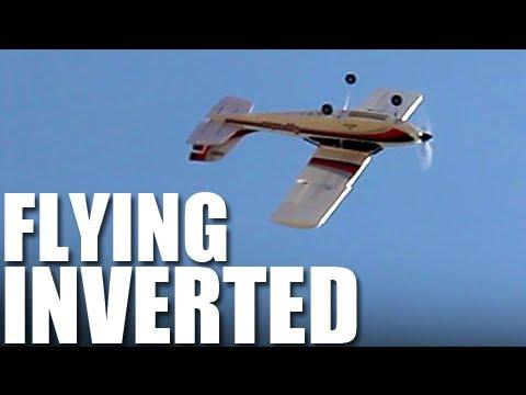 Flite Test - Flying Inverted - FLITE TIP