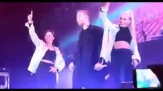 Егор Крид зажигательный танец под песню