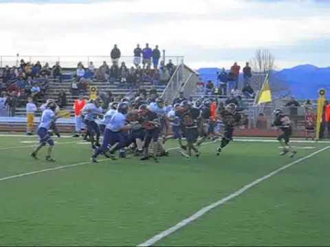 Christian McCaffrey's Middle School Highlights